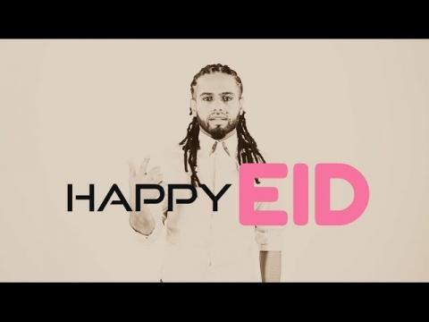Happy Eid || عيد سعيد - Timba (Of J-FAM) & Zion Afikan
