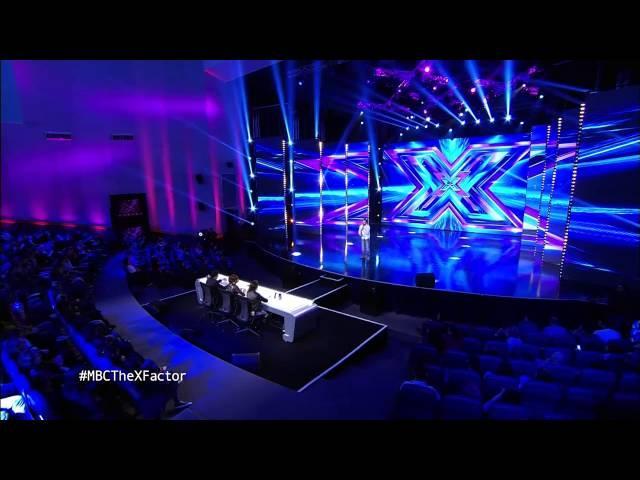 MBC The X Factor مجدي شريف – الحبايب - تجارب الأداء