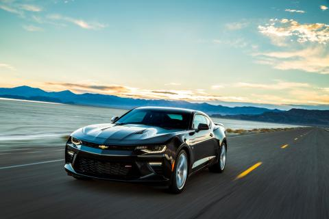 2016 Chevrolet Camaro Review - First Drive