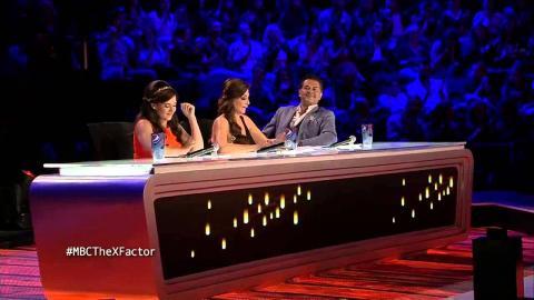 MBC The X Factor -مجدي شريف-عز الحبايب- العروض المباشرة