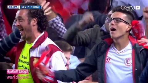 ملخص مباراة إشبيلية 3 - 2 ريال مدريد [8/11/2015] يوسف سيف [HD720p]
