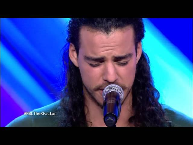 MBC The X Factor   دالي غانة - When Love Comes to Town - تجارب الأداء