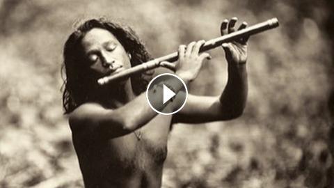 Calming Meditation: Flute Music